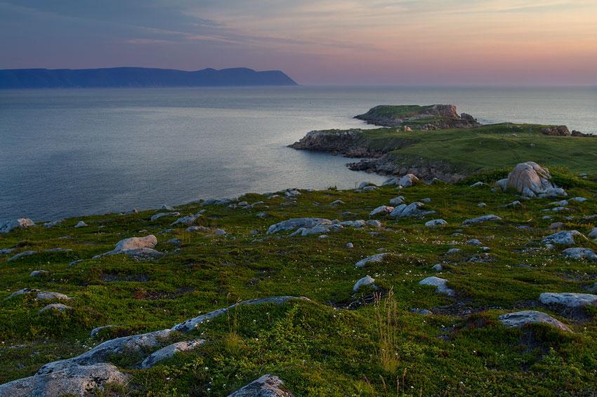 White Point Sunrise, Cape Breton