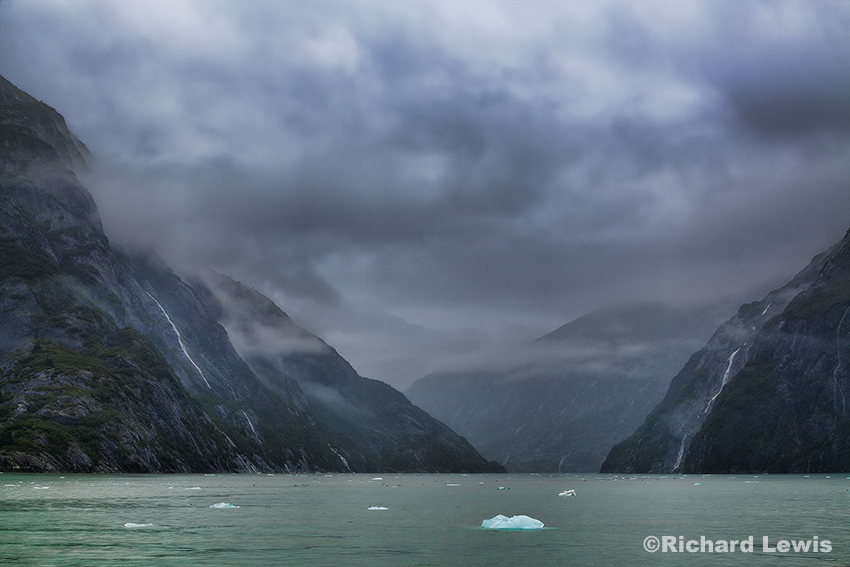 Tracy Arm Wilderness in Alaska by Richard Lewis 2014