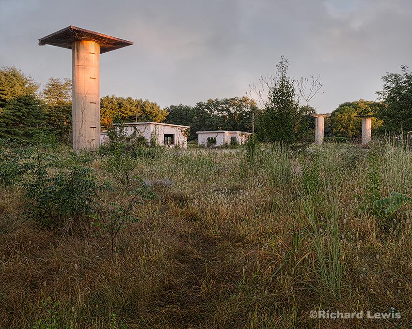 Nike Missile Base 18 by Richard Lewis