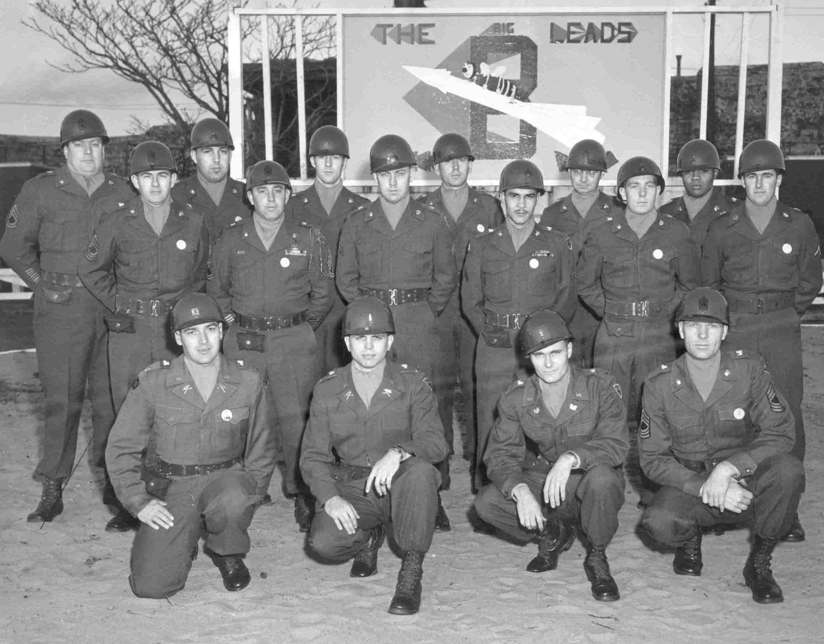 Missile Crew in Sandy Hook NJ