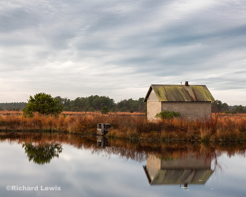 The Pump House by Richard Lewis