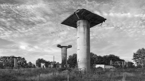 PH23/25 Nike Missile Battery Radar Towers