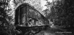 Old Train Car 1