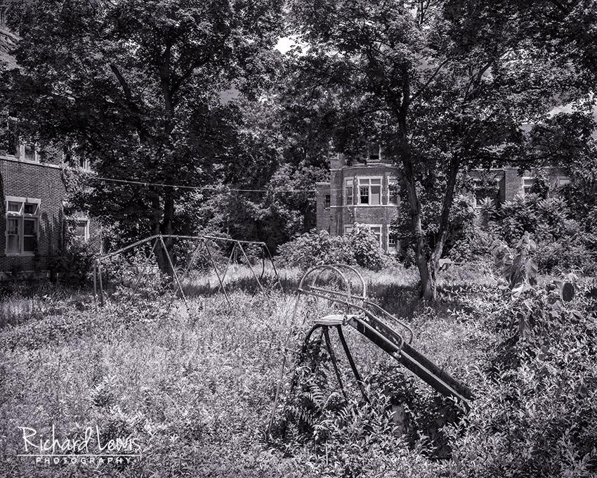 Pennhurst's Playground by Richard Lewis