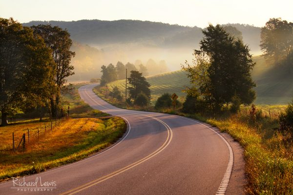 Missouri Backroads by Richard Lewis