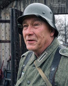 The Old German Soldier