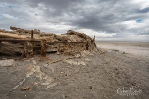 Abandoned Bombay Beach Jetty