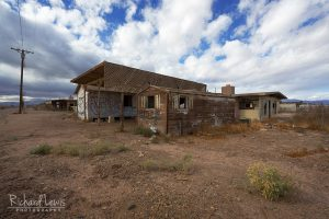 Abandoned Beach Front Properties on Bombay Beach