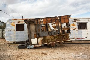 Portable Kitchen in Bombay Beach