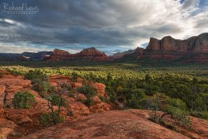 Sedona in the Early Morning