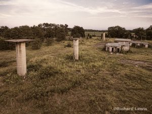PH23/25 Nike Missile Battery View From A Drone
