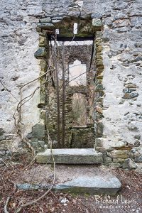Ruins Of A Doorway