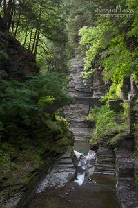 Treman Falls State Park Finger Lakes Ithaca