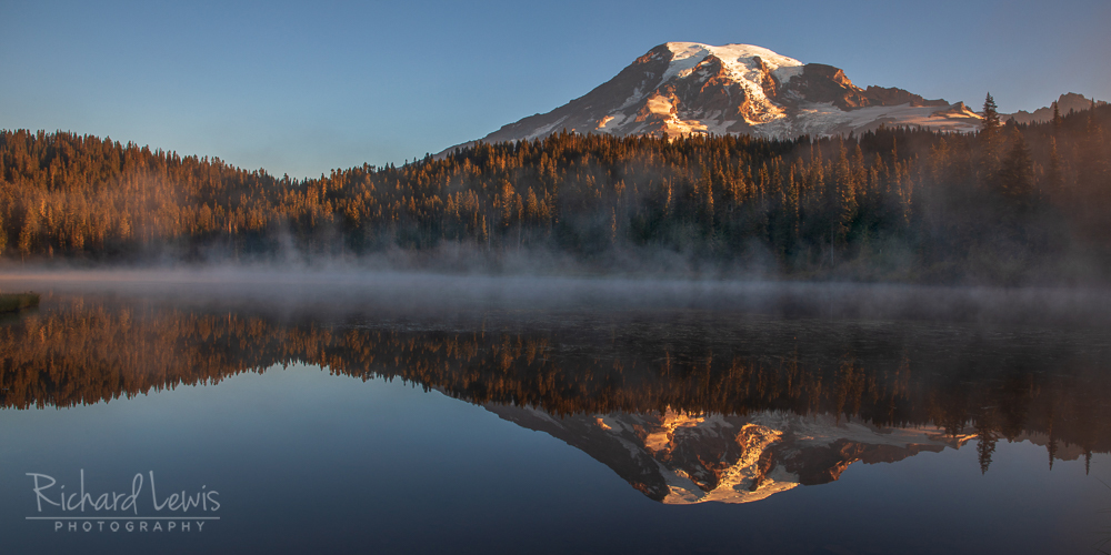 Mt Rainier Reflections