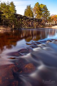 Old Pine Barrens Railroad Trestle