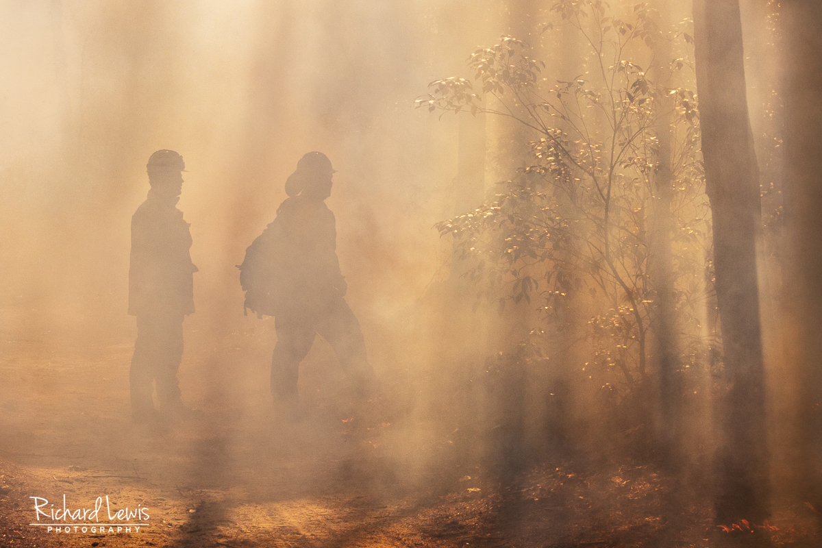 Pine Barrens Firefighers