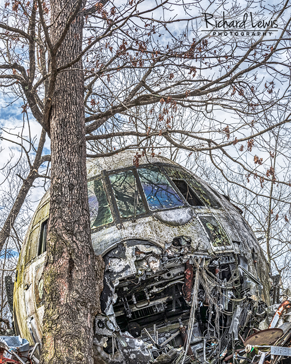 Pine Barrens Airplane And Automotive Graveyard