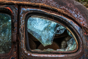 Rust And Glass